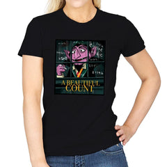 A Beautiful Count - Womens - T-Shirts - RIPT Apparel