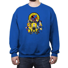 eXpress Men Reprint - Crew Neck Sweatshirt - Crew Neck Sweatshirt - RIPT Apparel
