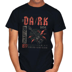 The Dark Tour - Mens - T-Shirts - RIPT Apparel