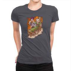 Mad Fry Exclusive - Womens Premium - T-Shirts - RIPT Apparel
