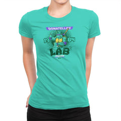 Donny's Lab Exclusive - Womens Premium - T-Shirts - RIPT Apparel
