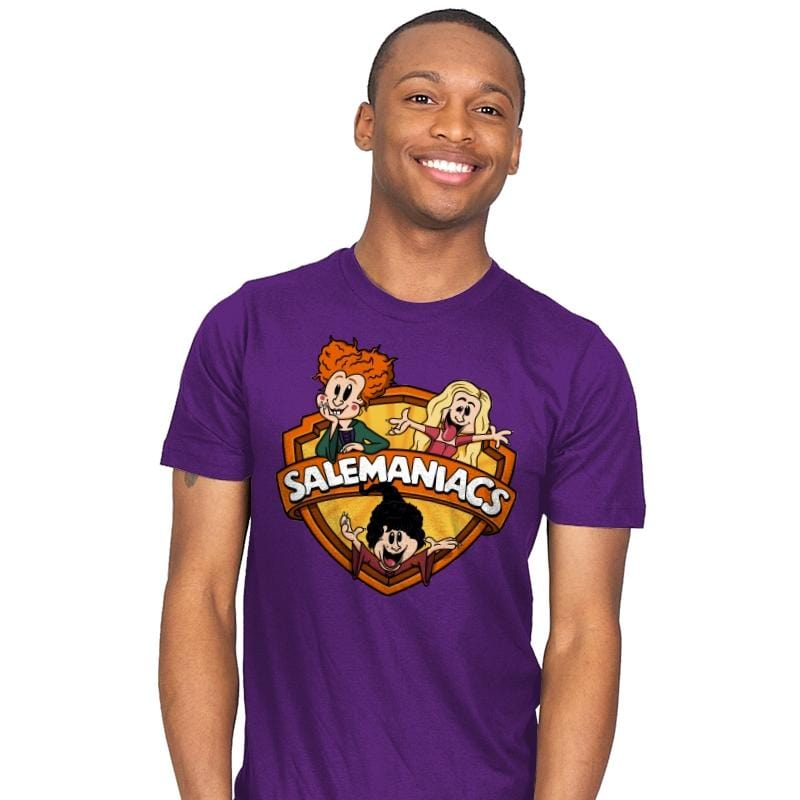 Salemaniacs! - Mens - T-Shirts - RIPT Apparel