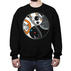 BBin-BBang - Crew Neck Sweatshirt - Crew Neck Sweatshirt - RIPT Apparel