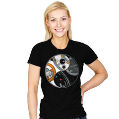 BBin-BBang - Womens - T-Shirts - RIPT Apparel