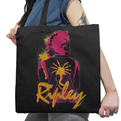 Real Hero - Graffitees - Tote Bag - Tote Bag - RIPT Apparel
