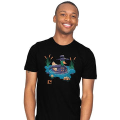 Dark Duck Costume - Mens - T-Shirts - RIPT Apparel