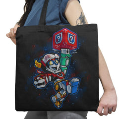Super Lion Bros. Exclusive - Tote Bag - Tote Bag - RIPT Apparel