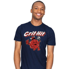 Crit-Hit - Mens - T-Shirts - RIPT Apparel