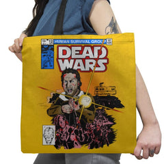 Dead Wars Exclusive - Tote Bag - Tote Bag - RIPT Apparel
