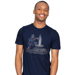 Optimusian Legend - Mens - T-Shirts - RIPT Apparel