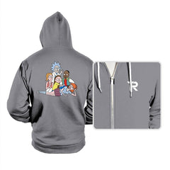 The Tiny Club - Hoodies - Hoodies - RIPT Apparel