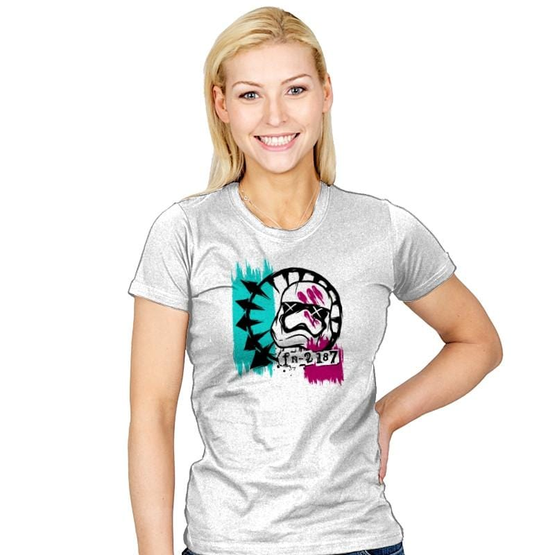 Bling-2187 - Womens - T-Shirts - RIPT Apparel
