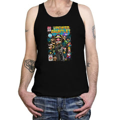 The Power Gauntlet Exclusive - Tanktop - Tanktop - RIPT Apparel