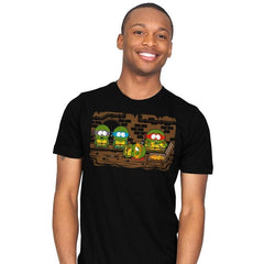 Sewer Park - Mens - T-Shirts - RIPT Apparel