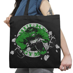 Hulk's Gym Exclusive - Tote Bag - Tote Bag - RIPT Apparel