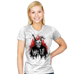 Wake Up! - Womens - T-Shirts - RIPT Apparel