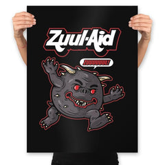 Zuul Aid - Prints - Posters - RIPT Apparel