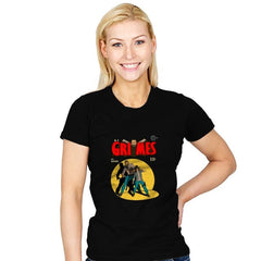 Grimes - Womens - T-Shirts - RIPT Apparel