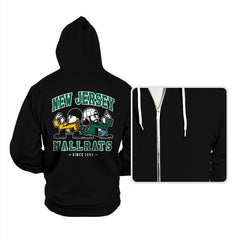 New Jersey Mallrats - Hoodies - Hoodies - RIPT Apparel