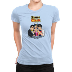 Bruce or Clark Exclusive - Womens Premium - T-Shirts - RIPT Apparel