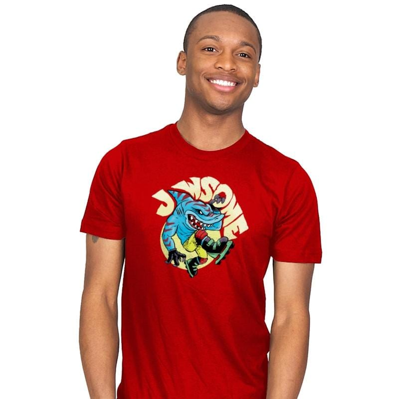 JAWSOME! Exclusive - Mens - T-Shirts - RIPT Apparel