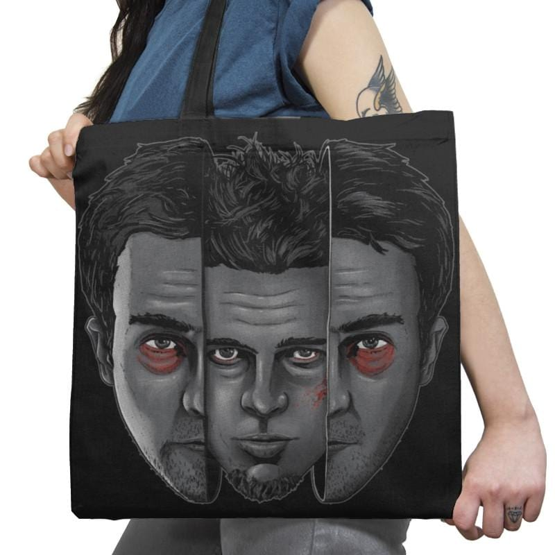 Where Is My Mind? Exclusive - Tote Bag - Tote Bag - RIPT Apparel