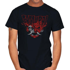 Cyber Samurai - Mens - T-Shirts - RIPT Apparel