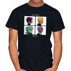 Demon Lord Days Exclusive - Anime History Lesson - Mens - T-Shirts - RIPT Apparel
