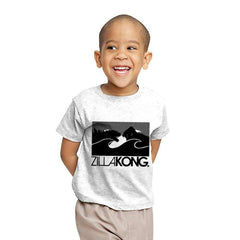 ZillaKong - Youth - T-Shirts - RIPT Apparel