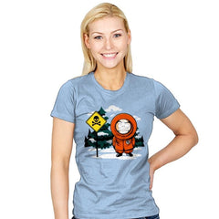 Dead Man - Womens - T-Shirts - RIPT Apparel