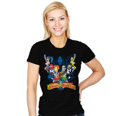 Future Rangers - Womens - T-Shirts - RIPT Apparel