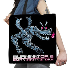 Burninator 2 Exclusive - Tote Bag - Tote Bag - RIPT Apparel