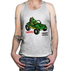 Turtlez - Tanktop - Tanktop - RIPT Apparel