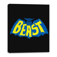 The Beast-Man - Canvas Wraps - Canvas Wraps - RIPT Apparel