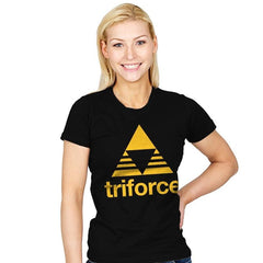 Stripe-Force Exclusive - Womens - T-Shirts - RIPT Apparel