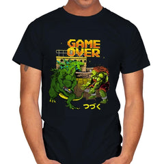 Game Over - Mens - T-Shirts - RIPT Apparel