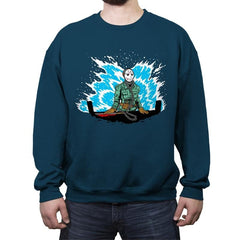 The Little Murderer - Crew Neck Sweatshirt - Crew Neck Sweatshirt - RIPT Apparel