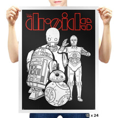 The Droids - Prints - Posters - RIPT Apparel