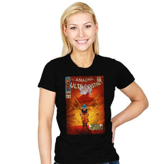 The Amazing Ultra-Instinct - Womens - T-Shirts - RIPT Apparel