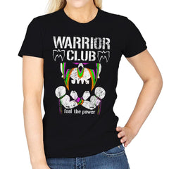 WARRIOR CLUB Exclusive - Womens - T-Shirts - RIPT Apparel