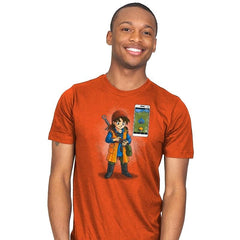 Dragon Quest Go - Pop Impressionism - Mens - T-Shirts - RIPT Apparel