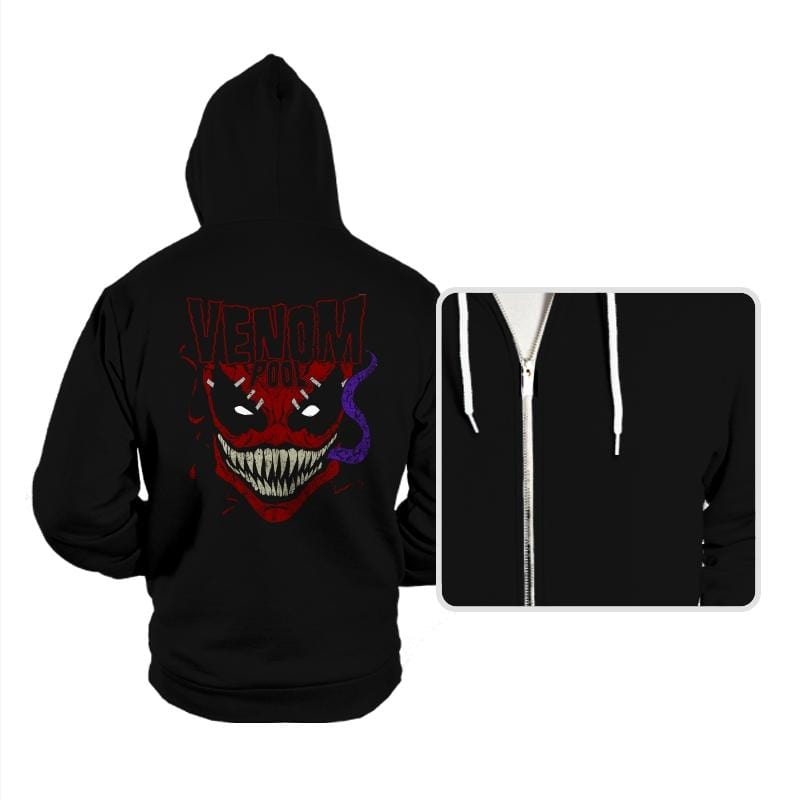 Heavy Metal Merc - Hoodies - Hoodies - RIPT Apparel