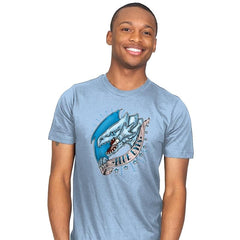 Blue Eyes - Mens - T-Shirts - RIPT Apparel
