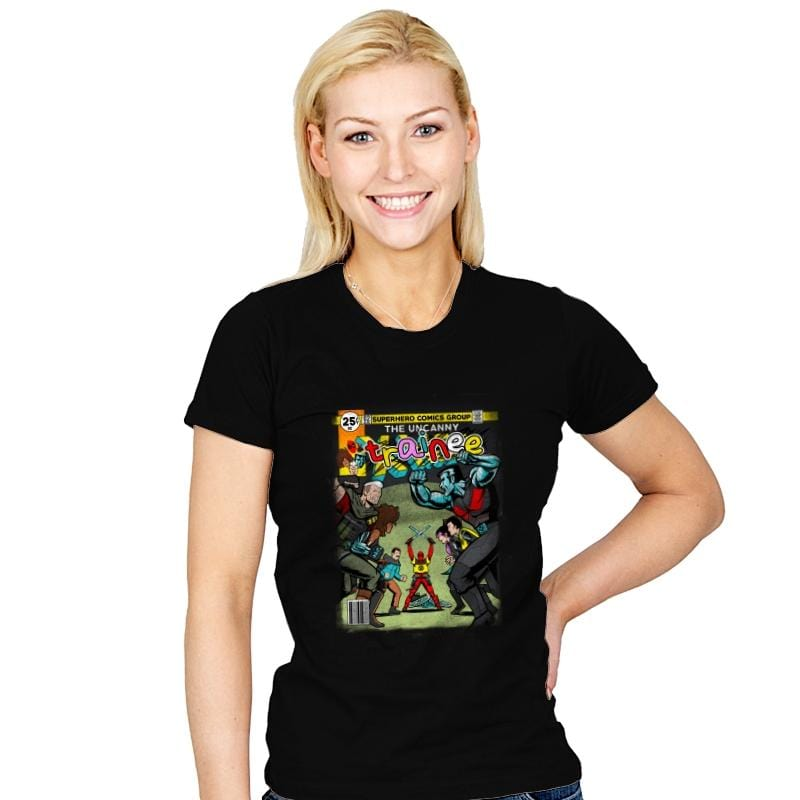 The Uncanny Trainee - Womens - T-Shirts - RIPT Apparel