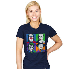 Pop Joke - Womens - T-Shirts - RIPT Apparel