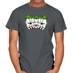 The Joke Has Many Faces Exclusive - Mens - T-Shirts - RIPT Apparel