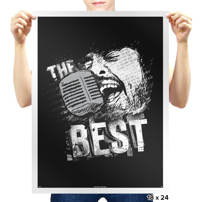 The Best Meme Of You Exclusive - Prints - Posters - RIPT Apparel