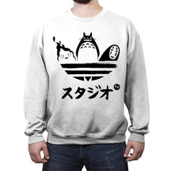 Studio Brand - Crew Neck Sweatshirt - Crew Neck Sweatshirt - RIPT Apparel