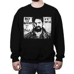 Butcher's Posse - Crew Neck Sweatshirt - Crew Neck Sweatshirt - RIPT Apparel