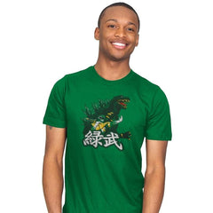 Green Warrior - Mens - T-Shirts - RIPT Apparel